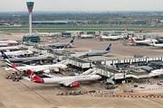 Лондонский аэропорт Heathrow. Фото: Airliners.net