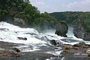 Рейнский водопад. Фото: geotravel.ru