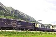 Поезд GoldenPass Classic. Фото: GoldenPass