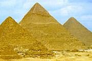 Великие пирамиды. Фото: etstour.ru