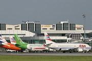 Аэропорт Праги. Фото: Airliners.net