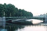Набережная Фонтанки у дворца графини Паниной. Фото: trip-guide.ru