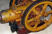 Паровой двигатель. Фото: modellmix.com