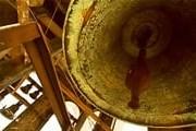 Колокола Свято-Данилова монастыря в Лоуэлл-хаус. Фото: News.harvard.edu