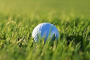 На поле для гольфа. // GettyImages