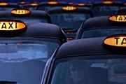 Лондонские такси. // GettyImages