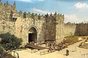 Шхемские ворота Иерусалима. // piratyy.by.ru