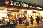 Магазин Duty Free в аэропорту // majo.co.jp