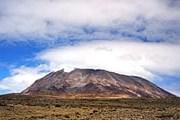 Килиманджаро - высочайшая вершина Африки. // strife.photosight.ru