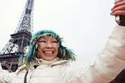 Париж не оправдывает ожиданий японцев. // GettyImages