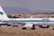 Самолет авиакомпании KrasAir // Airliners.net