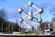 Бельгийский Атомиум; автор проекта - Андре Ватеркейн. // Travel.ru