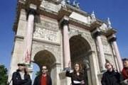 Париж не подтвердил звания романтического города. // AFP