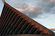 Здание Национального музея морской пехоты. // usmcmuseum.org