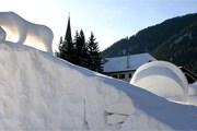 В Гриндельвальде пройдет фестиваль снежных скульптур. // snow-festival.com
