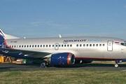 """Самолет Boeing 737 авиакомпании """"Аэрофлот-Норд"""" // Airliners.net"""
