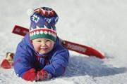 Юных горнолыжников ждут всевозможные развлечения и сюрпризы. // GettyImages