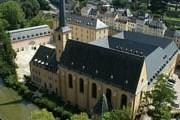 Люксебмург - культурная столица Европы. // ave.net.pl