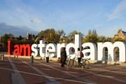 I AMsterdam - одна из туристических рекламных акций Нидерландов. // staff.science.uva.nl