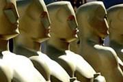 """Туристы в Нью-Йорке могут сфотографироваться с """"Оскаром"""". // РИА """"Новости"""""""