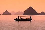 Пейзаж провинции Куанг-Нинь // GettyImages