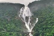 Дудсагарский водопад - незабываемое зрелище. // geocities.com
