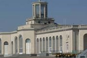 Старый терминал аэропорта Тбилиси // tbilisi-airport.ge