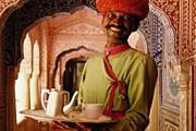 На фестивале можно отведать лучшего индийского чая. // GettyImages