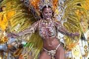 Карнавал в Рио-де-Жанейро начнется 17 февраля. // jlhuss.blog.lemonde.fr