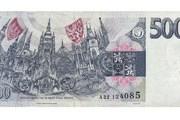 Самой часто подделываемой купюрой в Чехии стала купюра достоинством в 5000 крон. // aes.iupui.edu