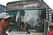Водителями женских автобусов будут мужчины. // Lenta.ru