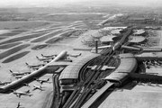 Панорама терминала 2 аэропорта Roissy - Charles de Gaulle // adp.fr