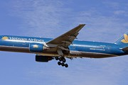 Самолет авиакомпании Vietnam Airlines // Airliners.net