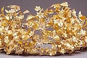 Золотой венок – одно из самых дорогих сокровищ Греции. // subscribe.ru