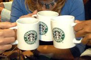 Кофейни Starbucks появятся в Чехии. // hpbimg.juliebtextiles.co.uk
