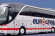 Несмотря ни на что, автобусные туры все популярнее. // eurolines.com