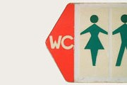 Все туалеты будут отмечены традиционными WC. // polskaludowa.com