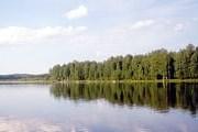 Природа Карелии привлекает все больше туристов. // Евгений Богданов