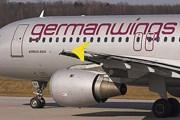 Самолет авиакомпании Germanwings // Airliners.net