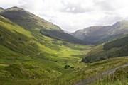 Мирные шотландские пейзажи манят туристов. // GettyImages