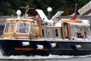 """В пражских """"речных такси"""" можно проехать по проездному. // copyright-free-pictures.org.uk"""
