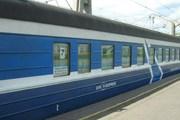 Поезд эстонских железных дорог // Railfaneurope.net