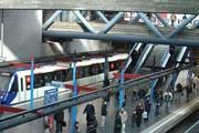 Станция мадридского метро // Railfaneurope.net