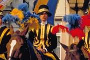 Фестиваль Ommegang - незабываемое зрелище // visitbelgium.com