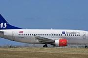 Самолет авиакомпании SAS Braathens // Airliners.net