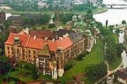 Впервые в мероприятии примет участие Королевский замок на Вавеле. // members.chello.pl