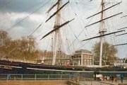 Превращенный в музей клипер должен был открыться для посетителей в 2009 году. // greenwich-guide.org.uk