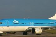 Самолет авиакомпании KLM // Airliners.net