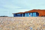 Английское кафе East Beach признано одним из лучших. // travel.guardian.co.uk