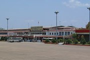 Аэропорт Янгона до реконструкции // Airliners.net